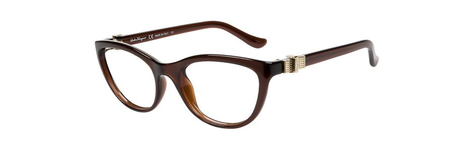 product image of Salvatore Ferragamo SF2727-53 Brown