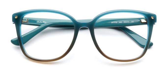 product image of Salvatore Ferragamo SF2732-53 Aqua Brown