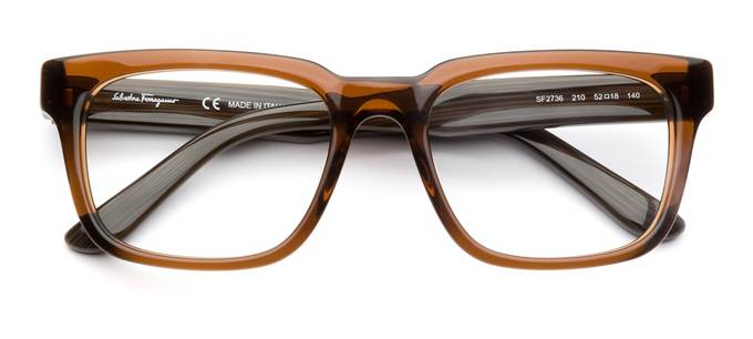 product image of Salvatore Ferragamo SF2736-52 Brown