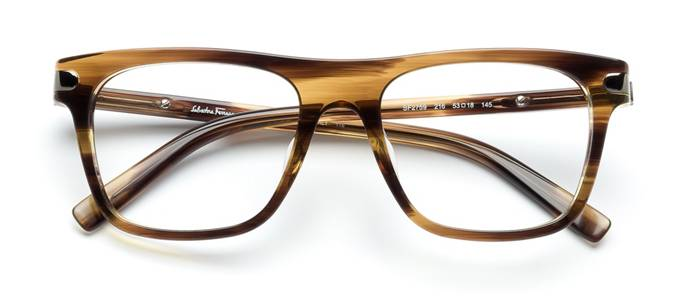 product image of Salvatore Ferragamo SF2759-53 Striped Brown