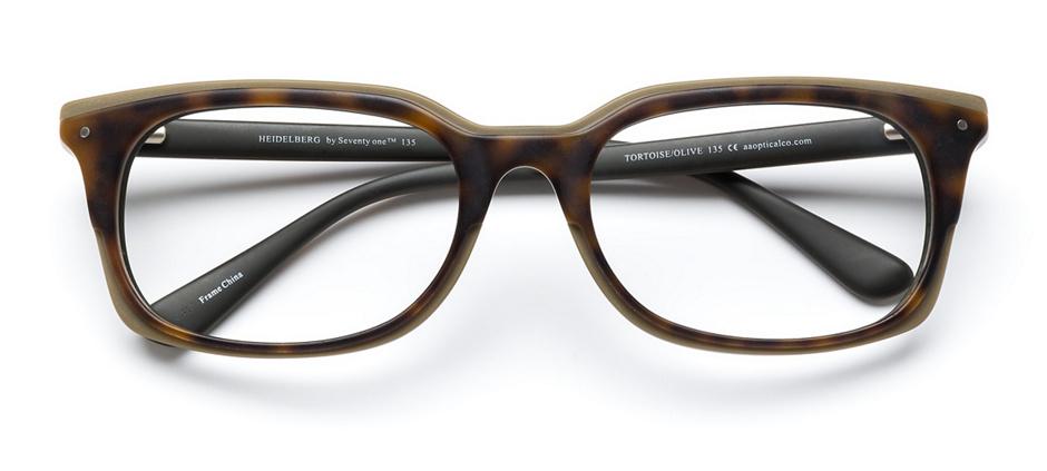 product image of SeventyOne Heidelberg-53 Tortoise Olive
