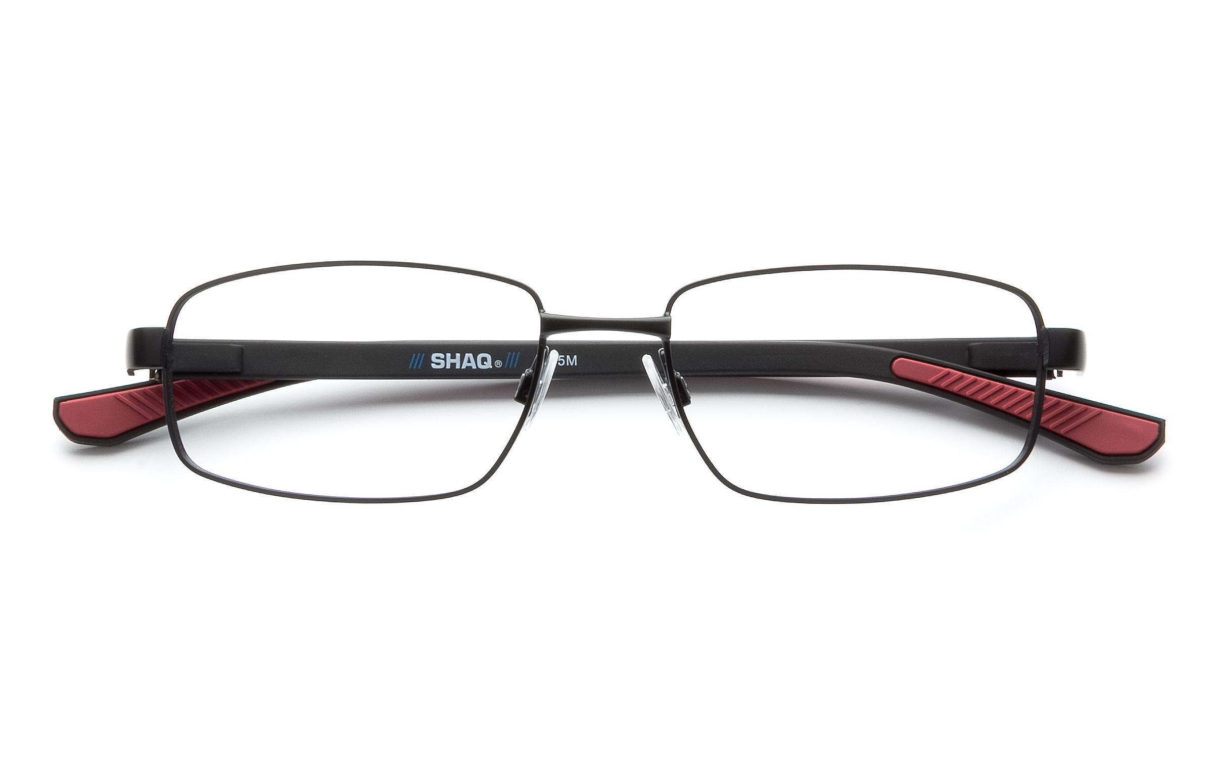 shop glasses online rgp4  product image of Shaquille O Neal QD105M-54 Black