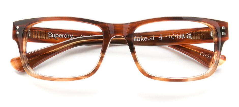 product image of Superdry Blake-54 Brown Horn Fade