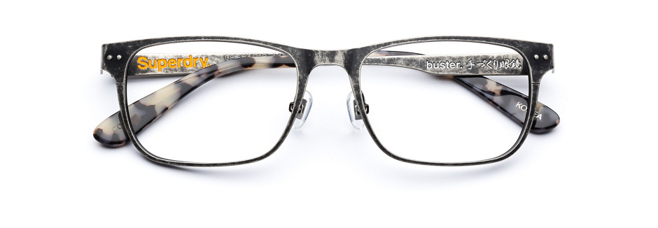 product image of Superdry Buster-53 Silver Antique