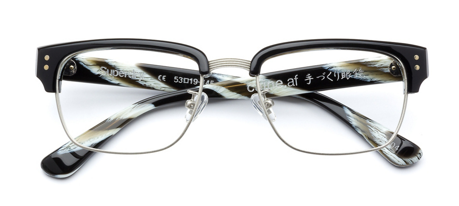 product image of Superdry Caine-53 Osaka Black Matte Zinc