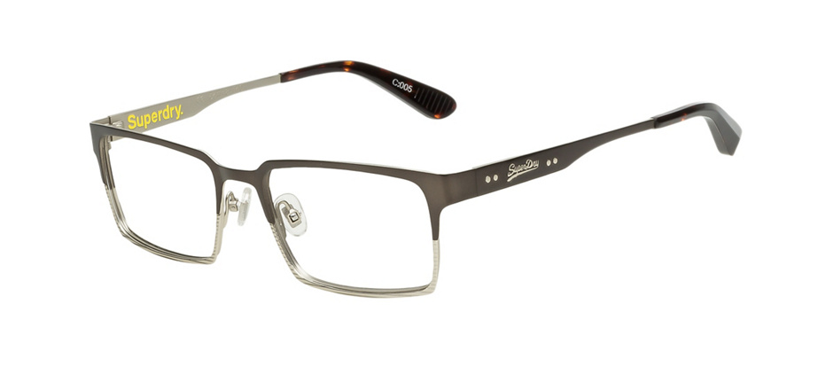 product image of Superdry Clint-54 Gunmetal Silver
