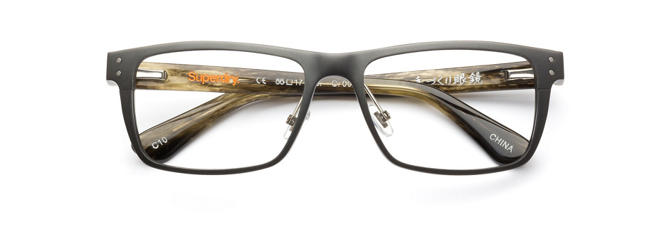 product image of Superdry Foundry-55 Matte Grey Horn