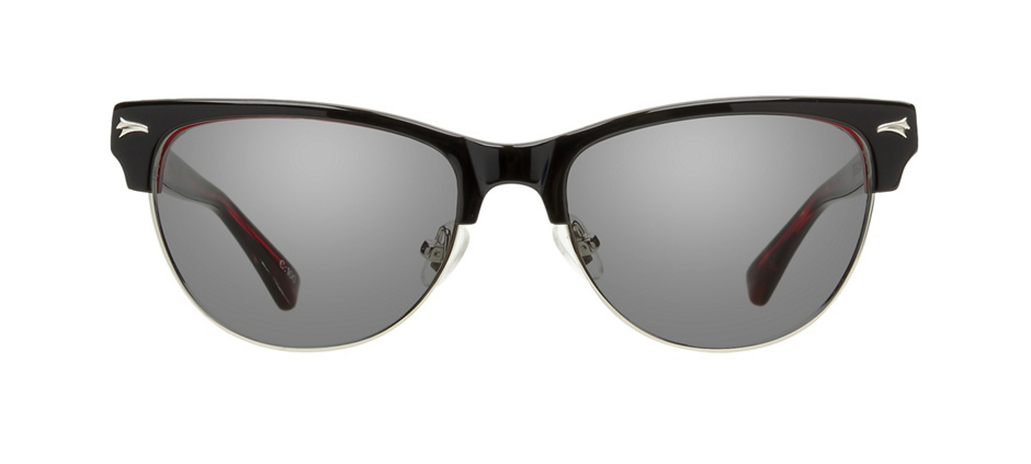 product image of Superdry Grace-52 Black Imperial Red