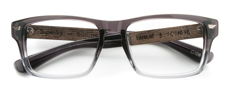 product image of Superdry Hiro-53 Grey Fade Wood