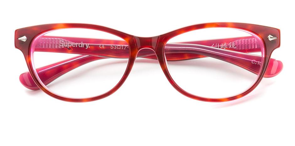 Cat Eye Glasses And Low Bridges