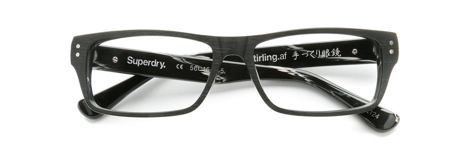 product image of Superdry Stirling-56 Black Wood Effect
