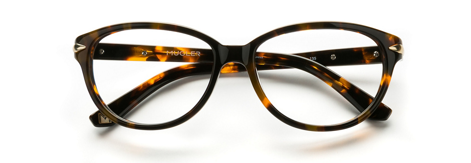product image of Thierry Mugler TR1008 Tortoise