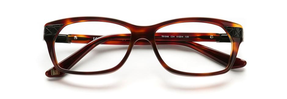 product image of Thierry Mugler TR1048 Tortoiseshell Black