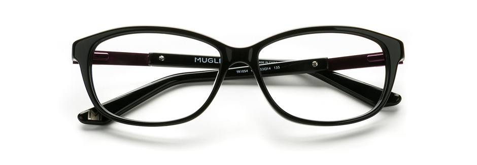product image of Thierry Mugler TR1054 Black Purple