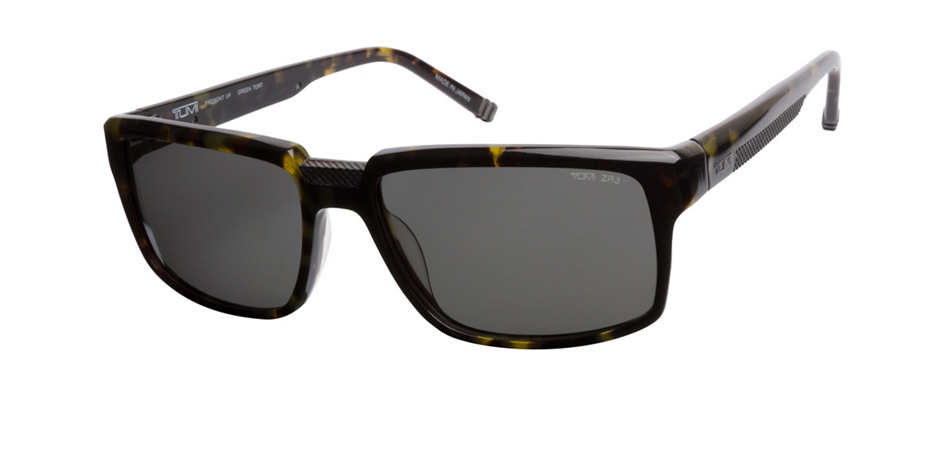 product image of Tumi Fremont Green Tortoise Polarized