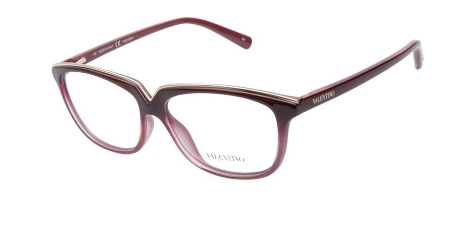 product image of Valentino V2628 Gradient Bordeaux