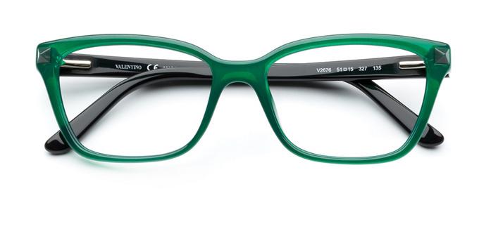 product image of Valentino V2676-51 Emerald Black