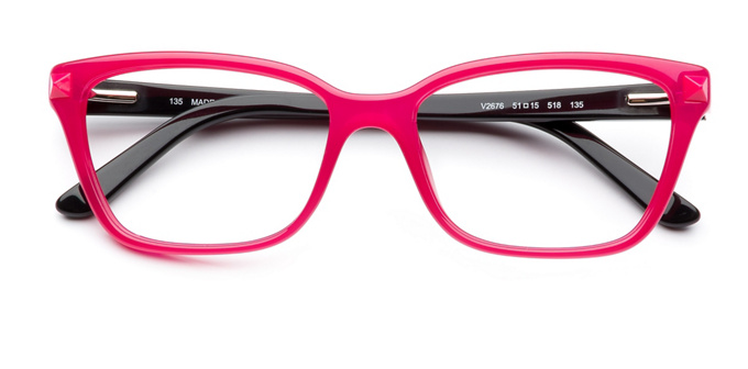 product image of Valentino V2676-51 Fuchsia Black