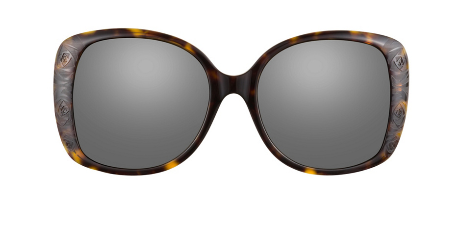 product image of Valentino V618S-56 Dark Havana