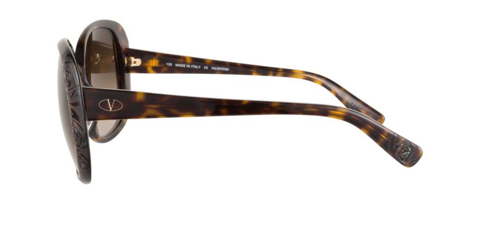 product image of Valentino V618S-56 Dark Havana