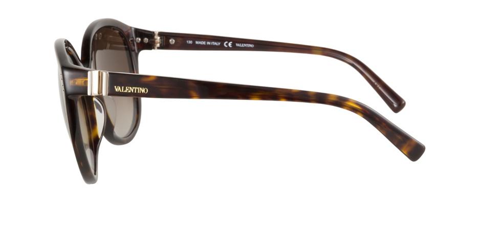 product image of Valentino V626S-57 Dark Havana