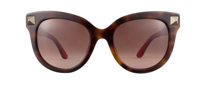 product image of Valentino V658S-52 Havana Rouge