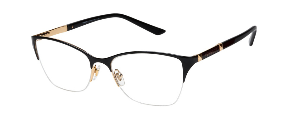 product image of Versace VE1218-53 Black Gold
