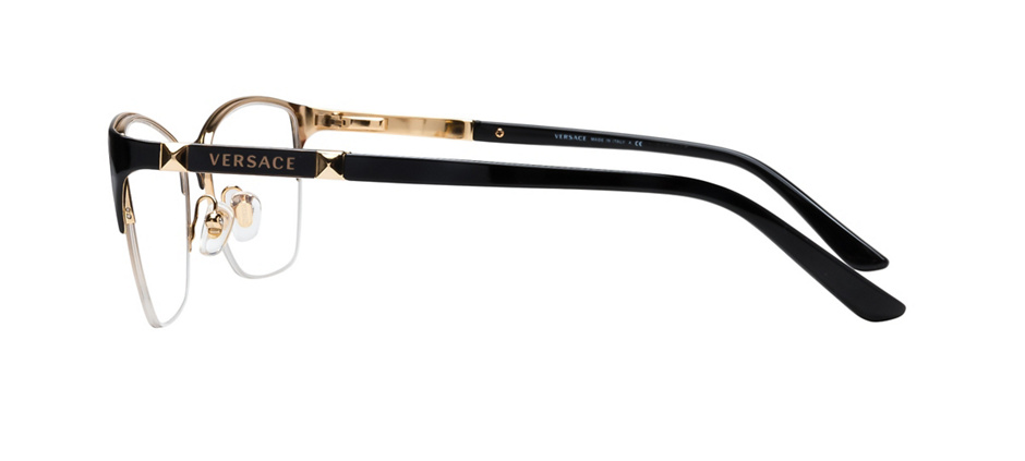 product image of Versace VE1218-53 Or noir