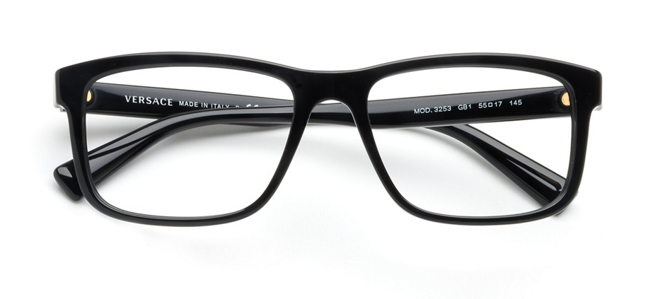 product image of Versace VE3253-55 Black