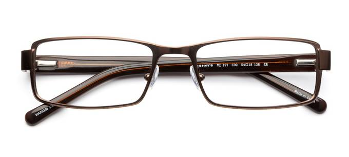 product image of Visions 197-54 Brown