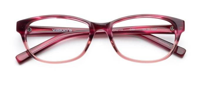 product image of Visions VI211A-53 Pink Tortoise