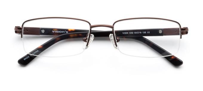 product image of Visions VI234-53 Dark Brown
