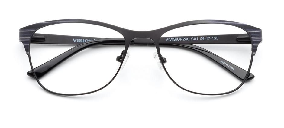 product image of Visions VI240-54 Matte Black
