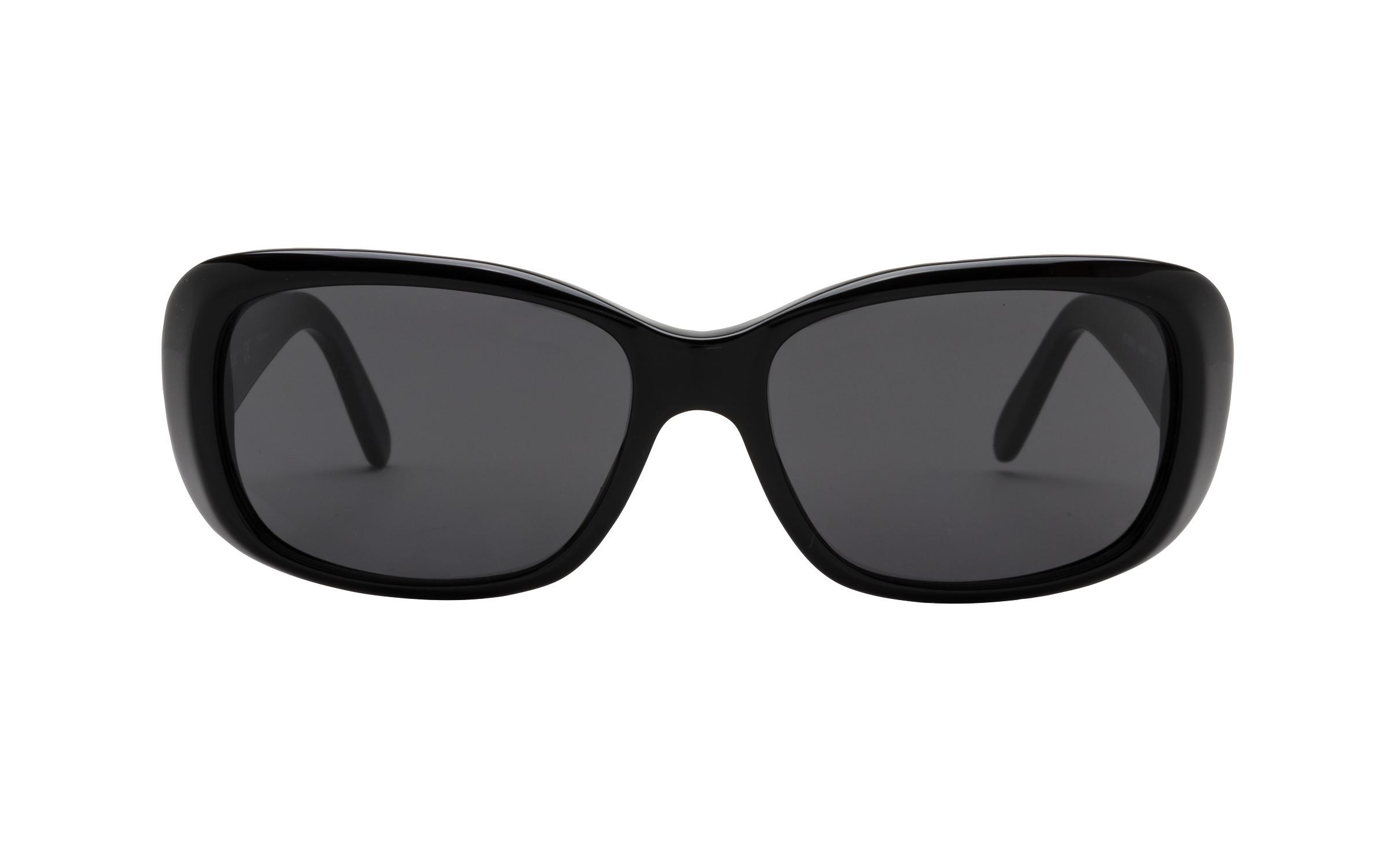 http://www.coastal.com/ - Luxottica Vogue VO2606-S W44/87 55 Sunglasses in Black – Online Coastal