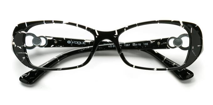 product image of Vogue VO2808H Striped Black