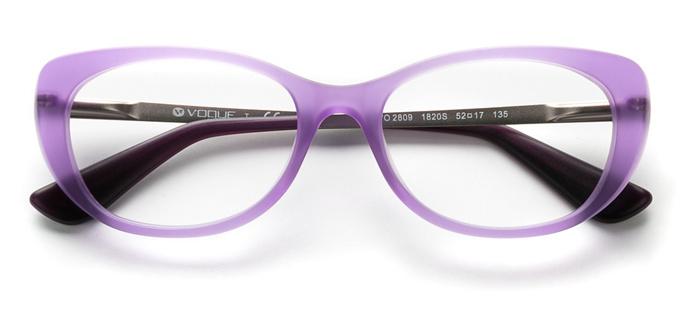 product image of Vogue VO2809 Matte Violet