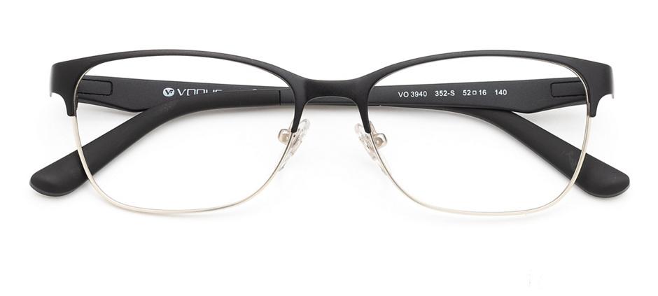 product image of Vogue VO3940-52 Matte Black