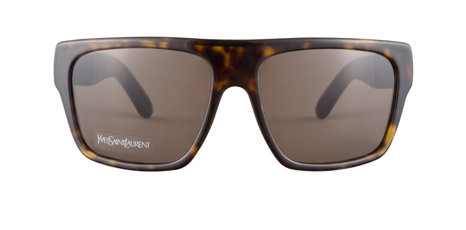 product image of Yves Saint Laurent YSL2331S-57 Havana Black