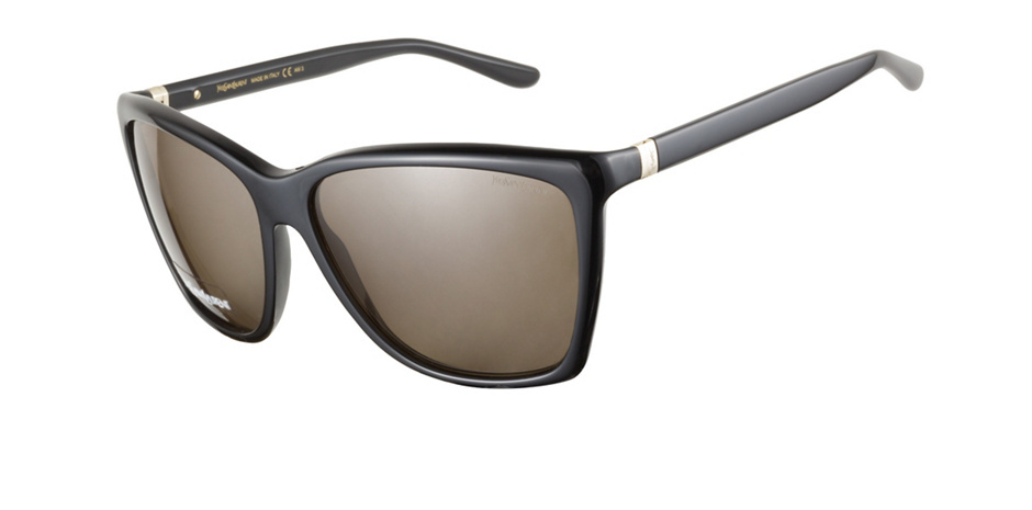 product image of Yves Saint Laurent YSL6347S-58 Black