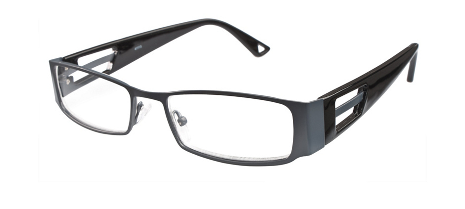 product image of ZOOM Readers 41113 Grey Black