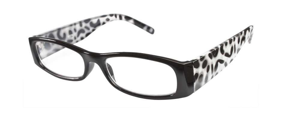 product image of ZOOM Readers 41114 Black White