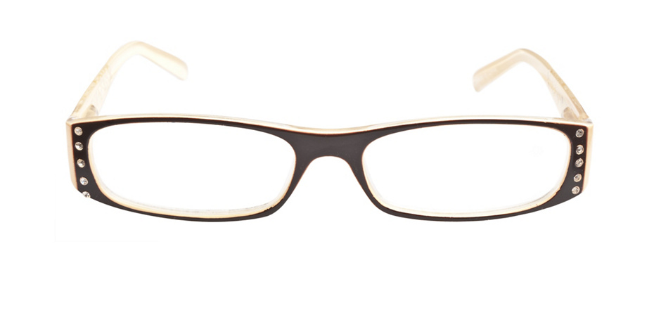 product image of ZOOM Readers 41120 Brown Cream