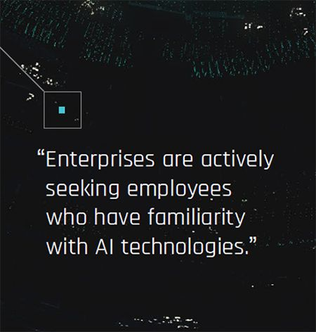 Artificial Intelligence in the Enterprise: The Race Is On