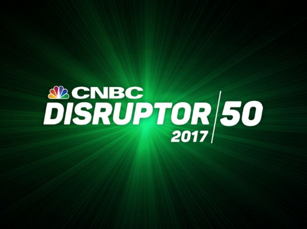 Cylance Named to CNBC Disruptor 50 List for the second consecutive year