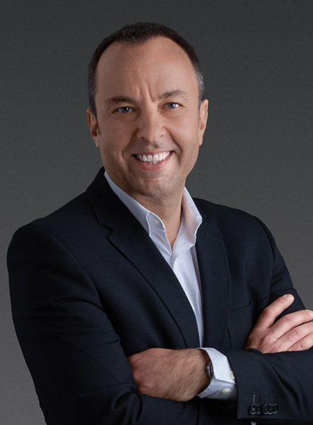 Christopher Bray, SVP/GM Consumer