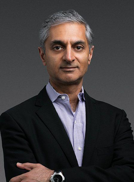 Kumud Kalia, Chief Information Officer