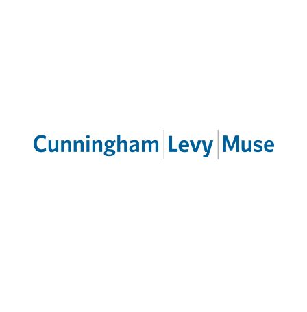 Cunningham | Levy | Muse - Logo