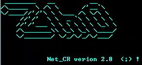 NetC 2.8 ASCII Art (Zh0)