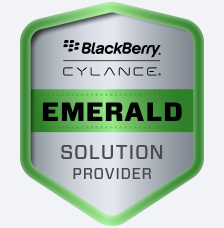 BlackBerry Cylance Emerald Partners