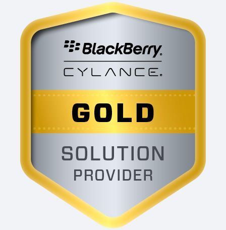 BlackBerry Cylance Gold Partners